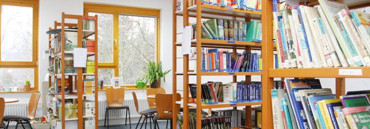 Schulbibliothek der Hermann Sander Schule